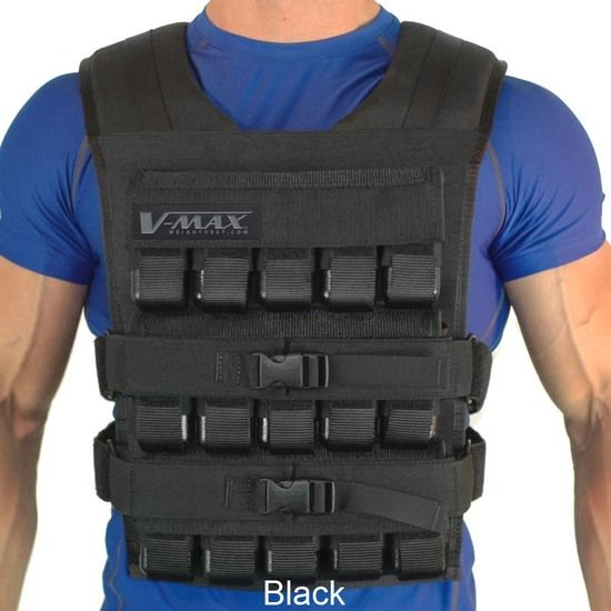 150 lb. VMAX long weight vest Weighted vest, Weight
