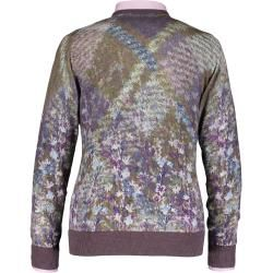 State of Art Pullover, Digital-Print, fancy State of Art #ponchodress