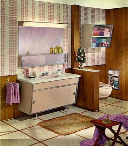 Ordinaire Being Ever On The Lookout For Bits And Pieces For My Retro Modern Master  Bathroom Remodel U2014 I Spend A Lot Of Time Hunting Around On Ebay.