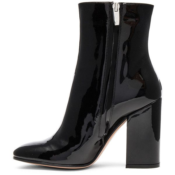 Gianvito Rossi Patent Leather Rolling High (17.41 Booties (17.41 High ARS 874e3d