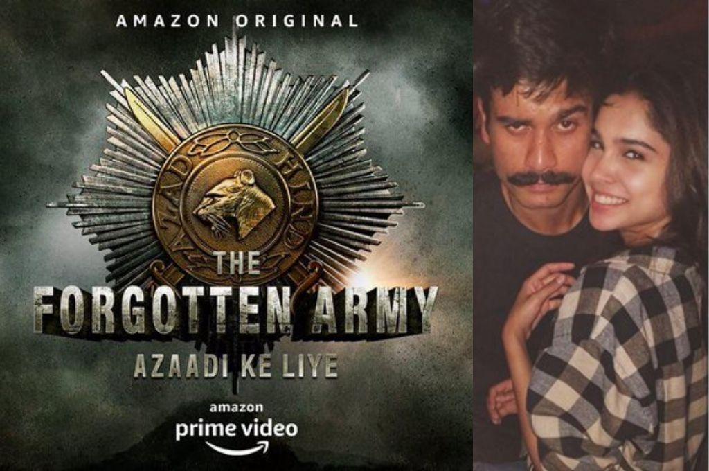 The Forgotten Army Starring Sunny Kaushal And Newcomer Sharvari