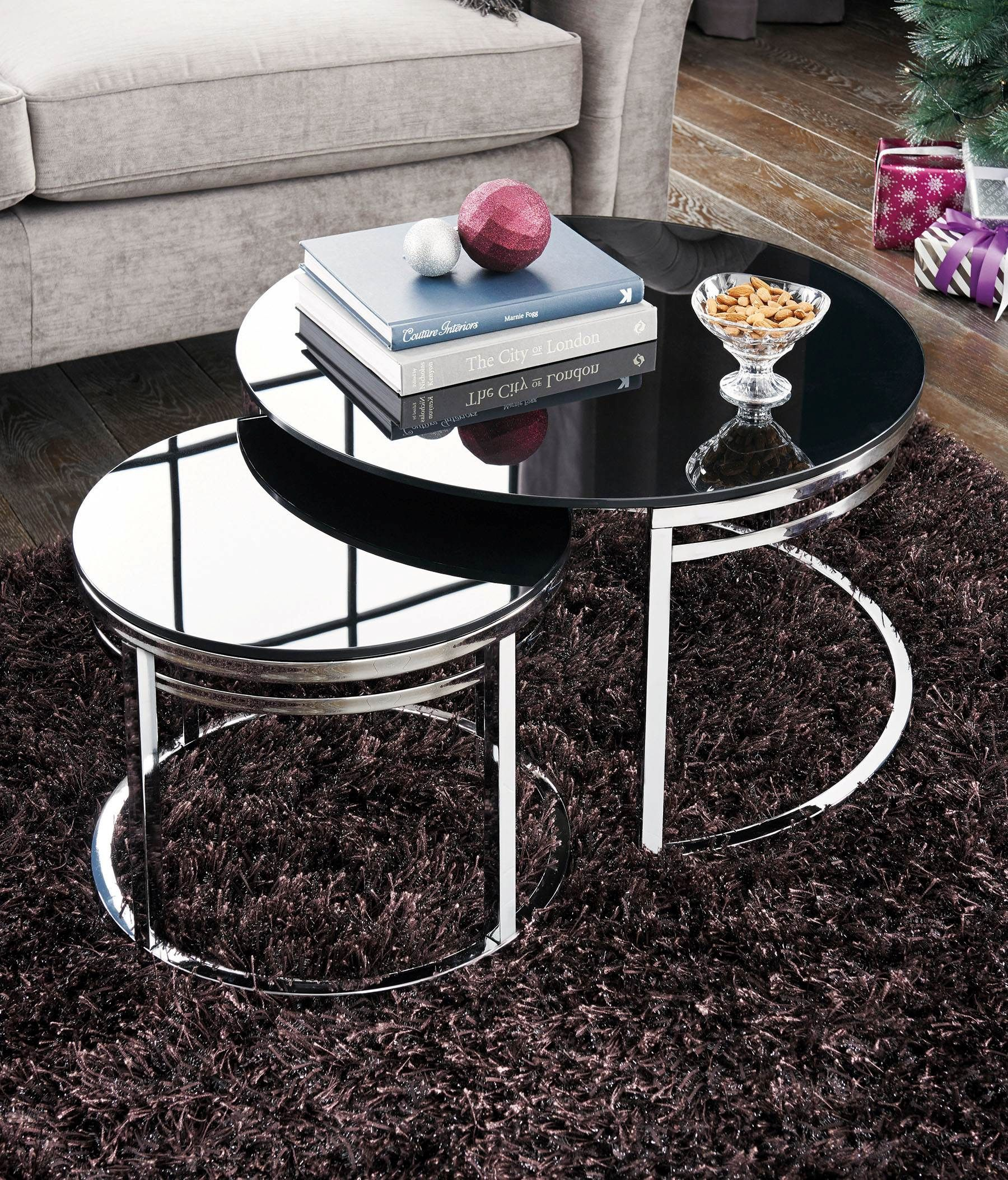Buy Set 2 Bellagio Coffee Tables from the Next UK online shop