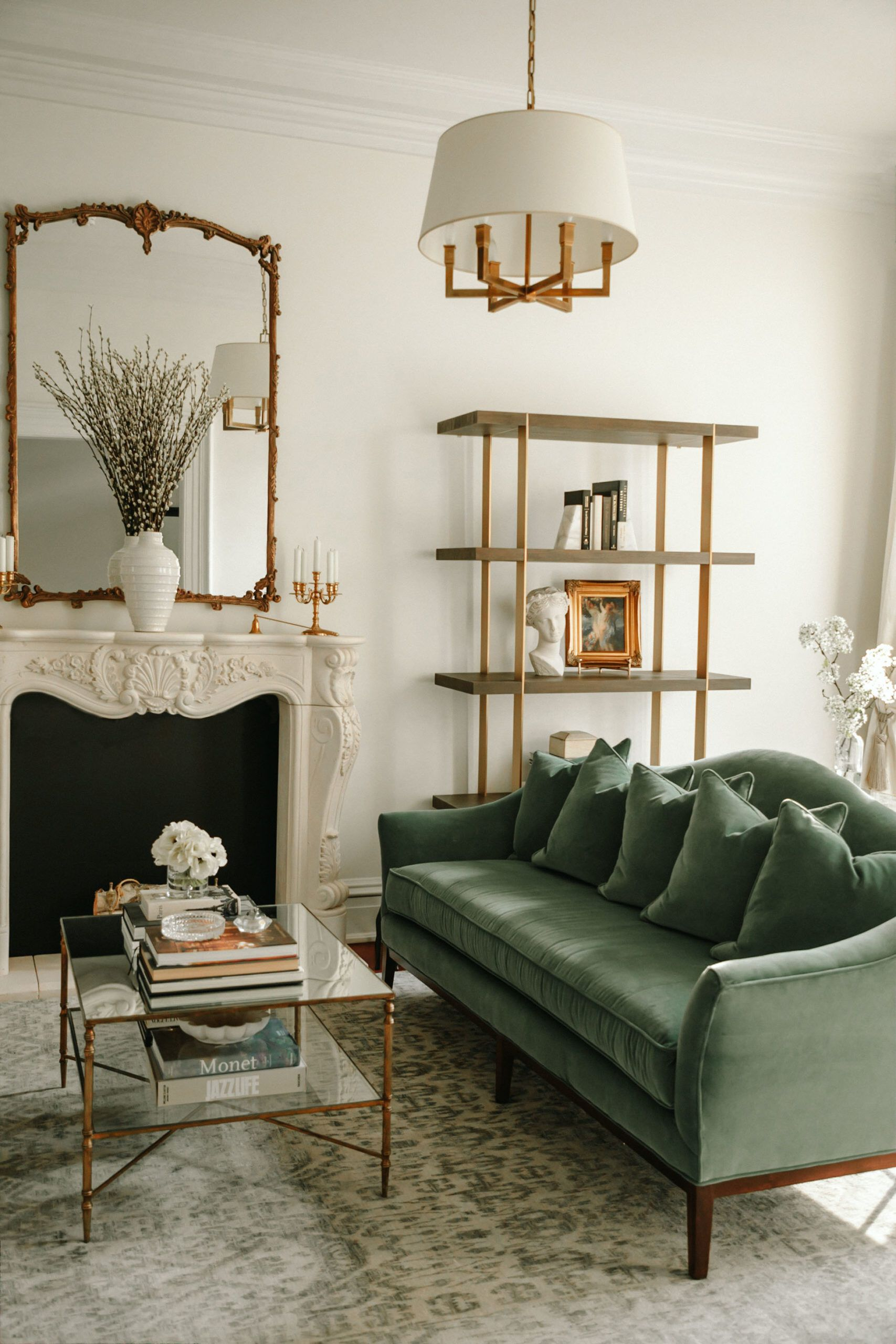 Photo of Home Tour | Living Room Reveal by Jenny Cipoletti