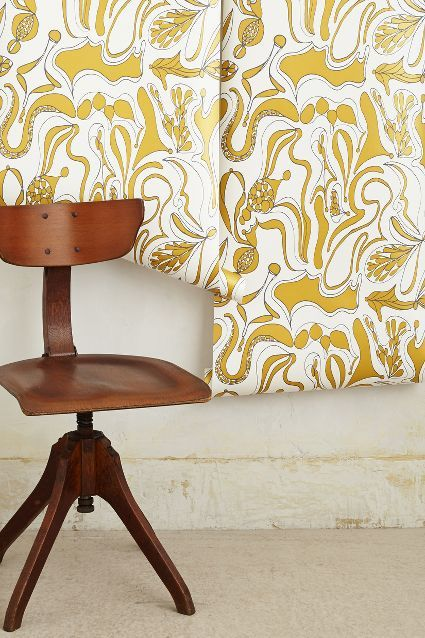 Zaftig Wallpaper #anthroregistry