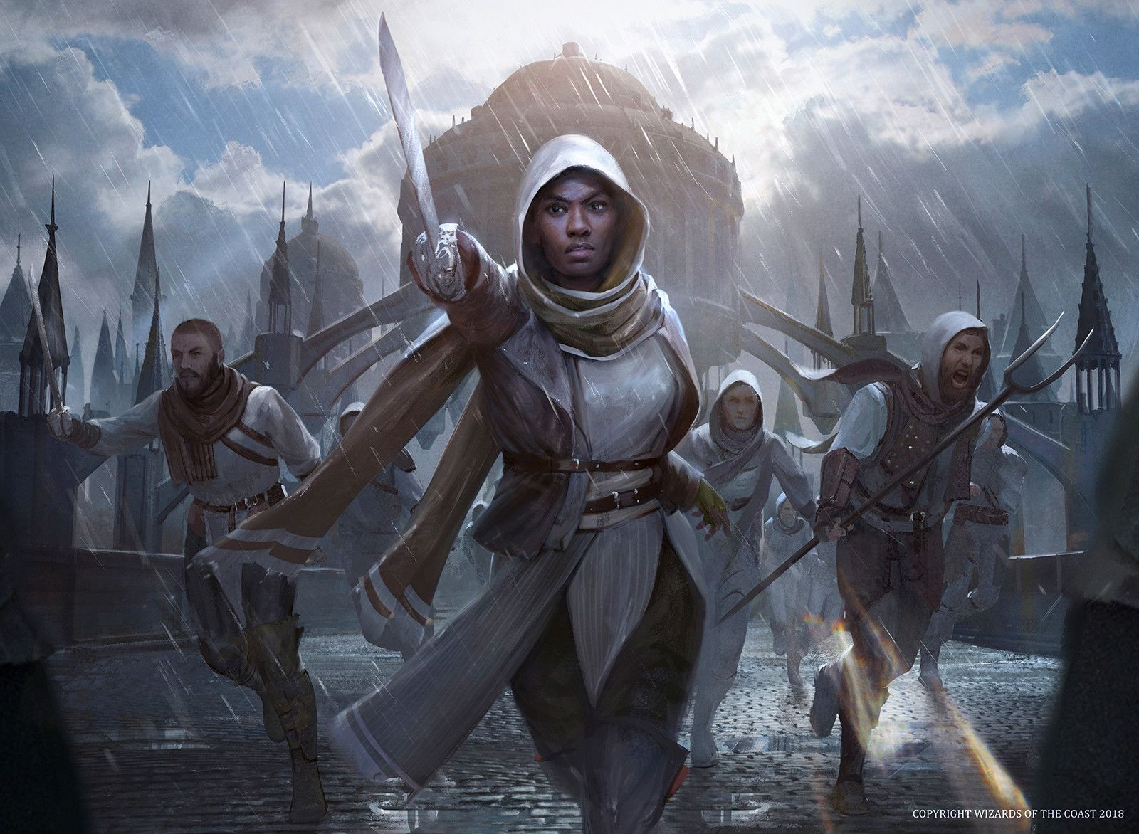 Artstation Hero Of Precinct One Bram Sels Character Art Mtg Art Character Inspiration Sets that orzhov enforcer has been printed in: artstation hero of precinct one bram