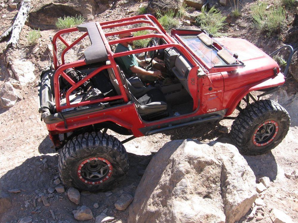 eBay 1997 Jeep Wrangler SPORT JEEP WRANGLER TJ ROCK