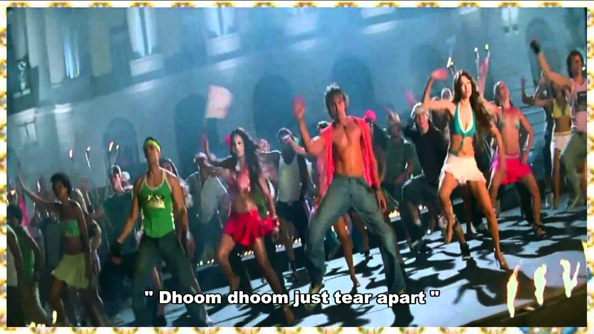 Dhoom 2 Schauspieler