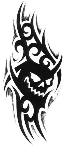 See Printable Image At Http Tattoo Advisor Com Tribal Tattoos Tribal Tattoo Designs Back Tattoos For Guys