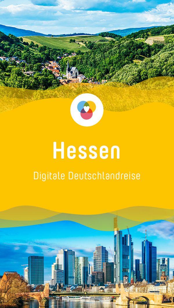 Pin auf Digitale Deutschlandreise - #wirträumenvonurlaub