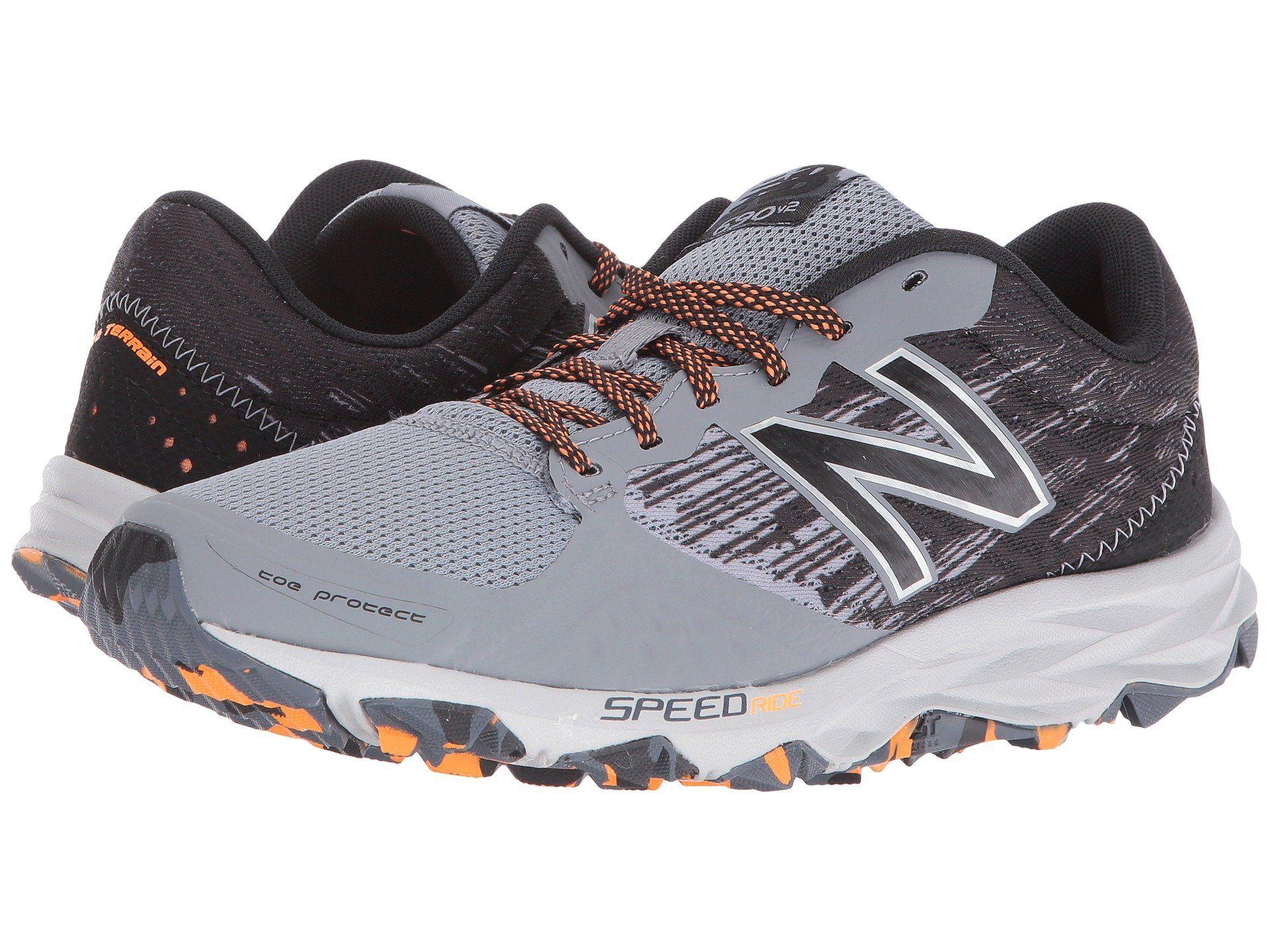 New Balance Speed Ride Men's Running Shoes Gunmetal/Black/Plasma