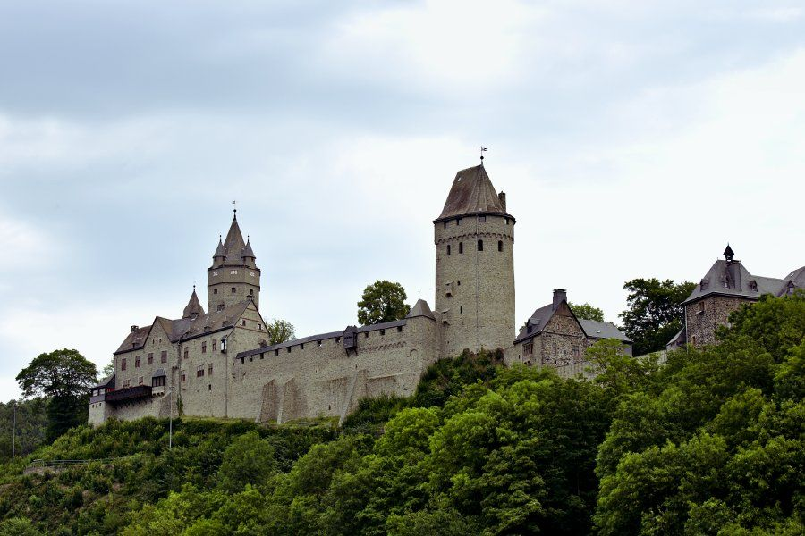 Blog Burg Burgen Und Schlosser Kathedrale