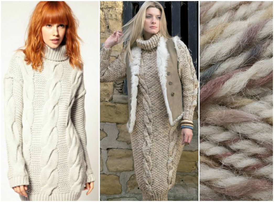 Knit the autumnwinter 14 15 trends dresses scarves dress knit the autumnwinter 14 15 trends dress patterns loveknitting blog bankloansurffo Image collections
