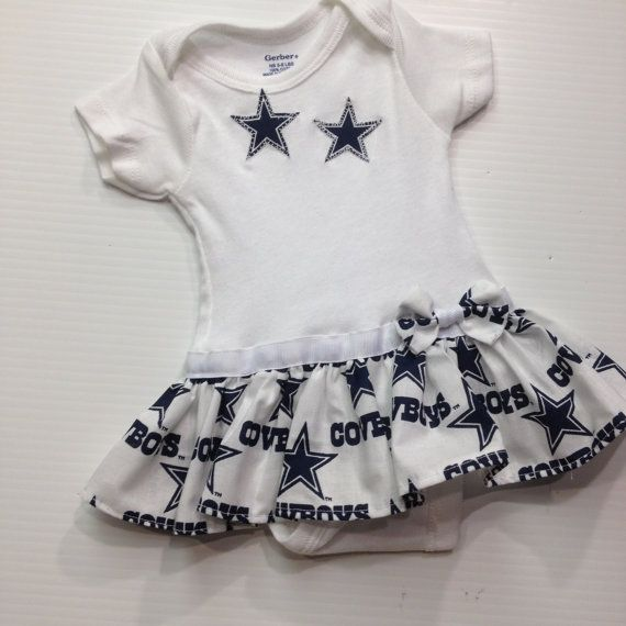 1bb46a078 Dallas Cowboys Custom Outfit Boutique Quality by HONEELOU on Etsy, $33.00