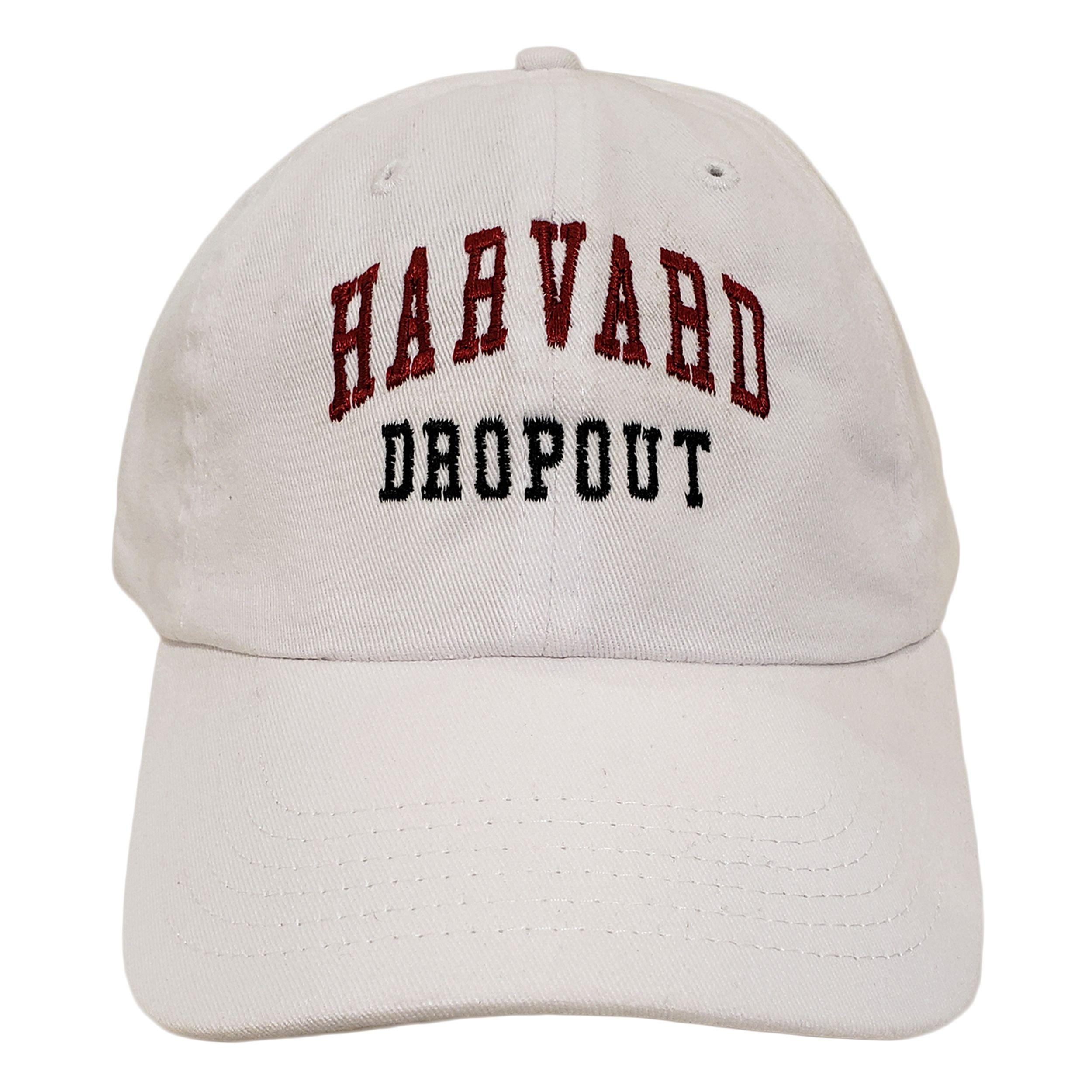4e7ff446a07f2 Harvard Dropout Hat Panel Hat
