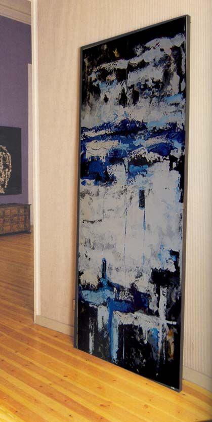 Arte Abstracto Soñando con el mar   Pintura abstracta   Pinturas ...
