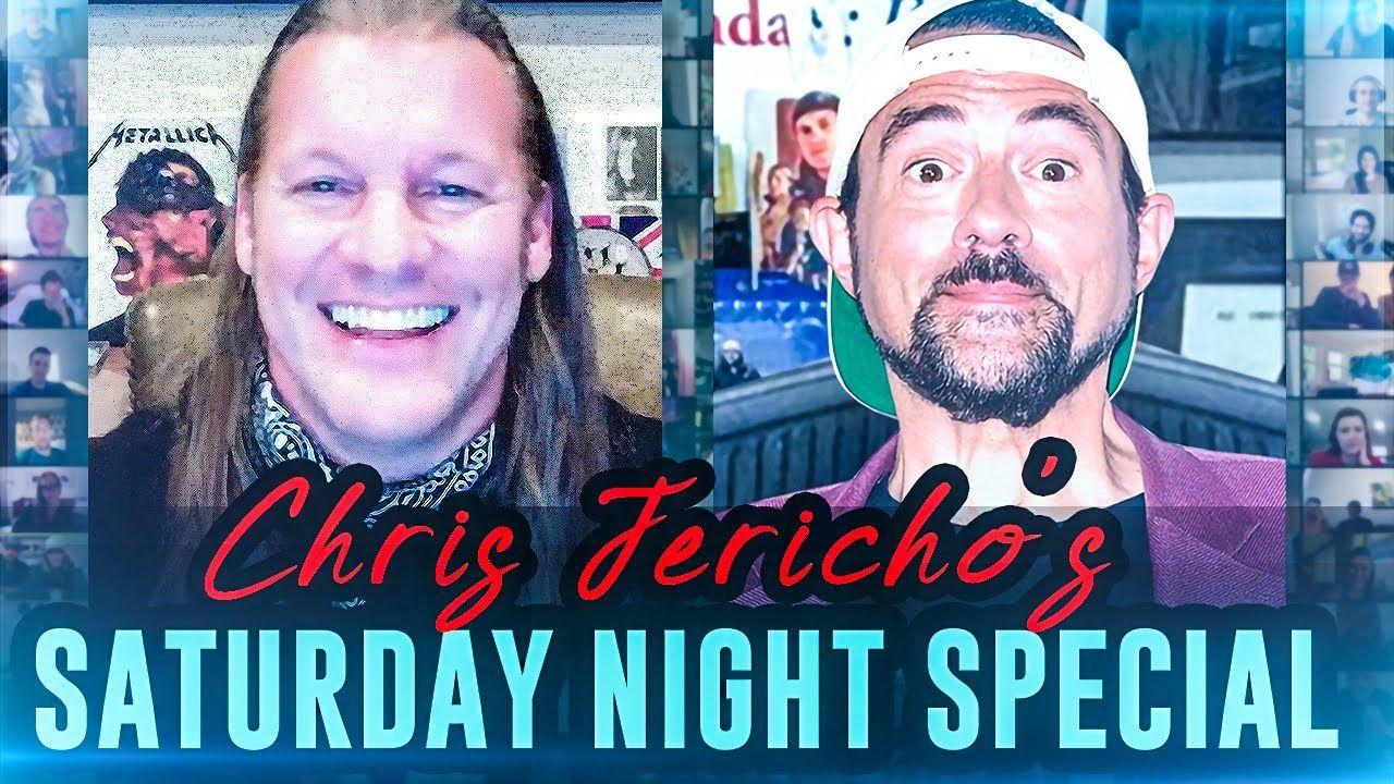 Chris Jericho's Saturday Night Special #3 w/Kevin Smith