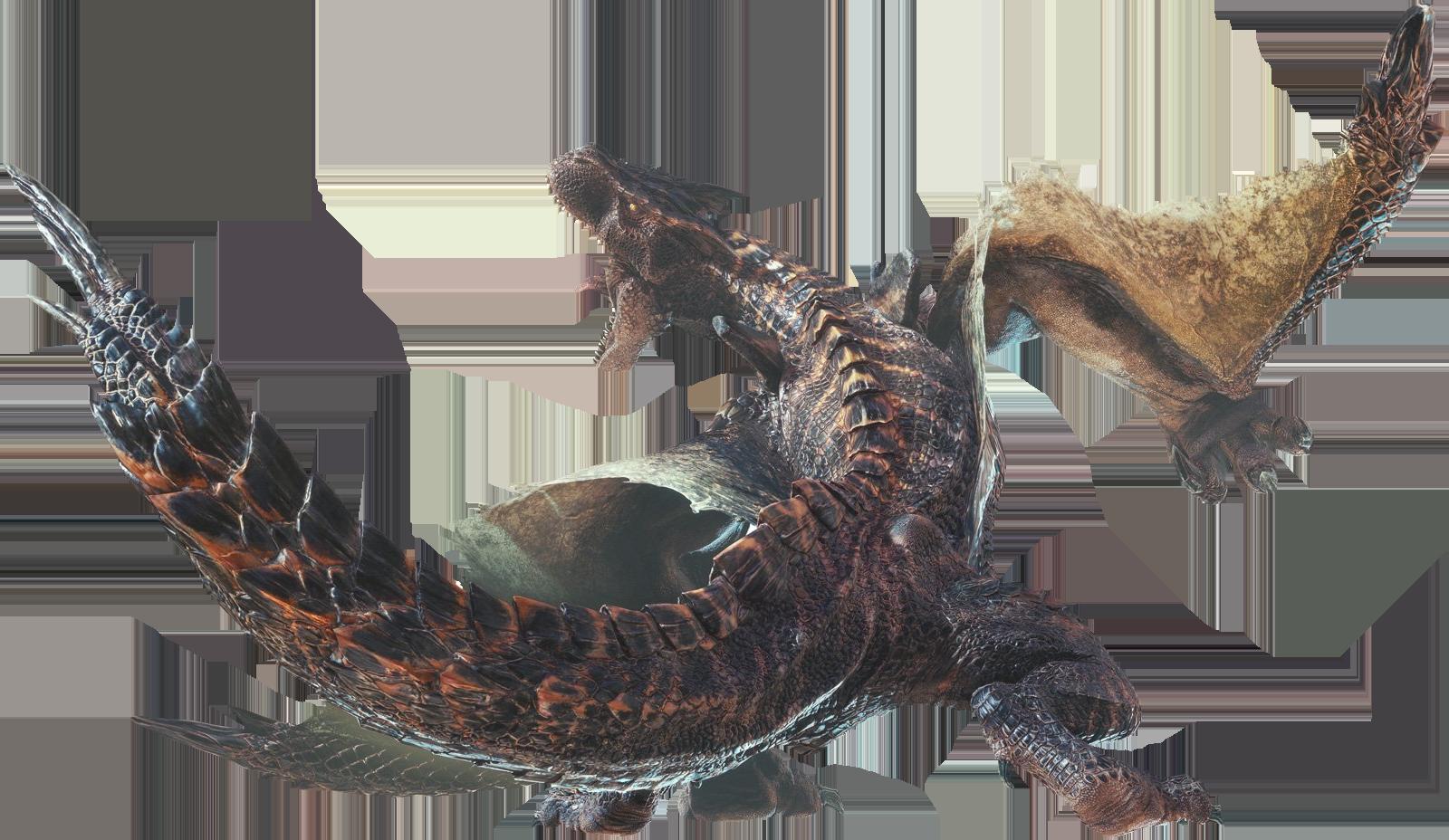 Mhwi Brute Tigrex Render 001 Png Brute Tigrex Monster Hunter Monster Hunter Art
