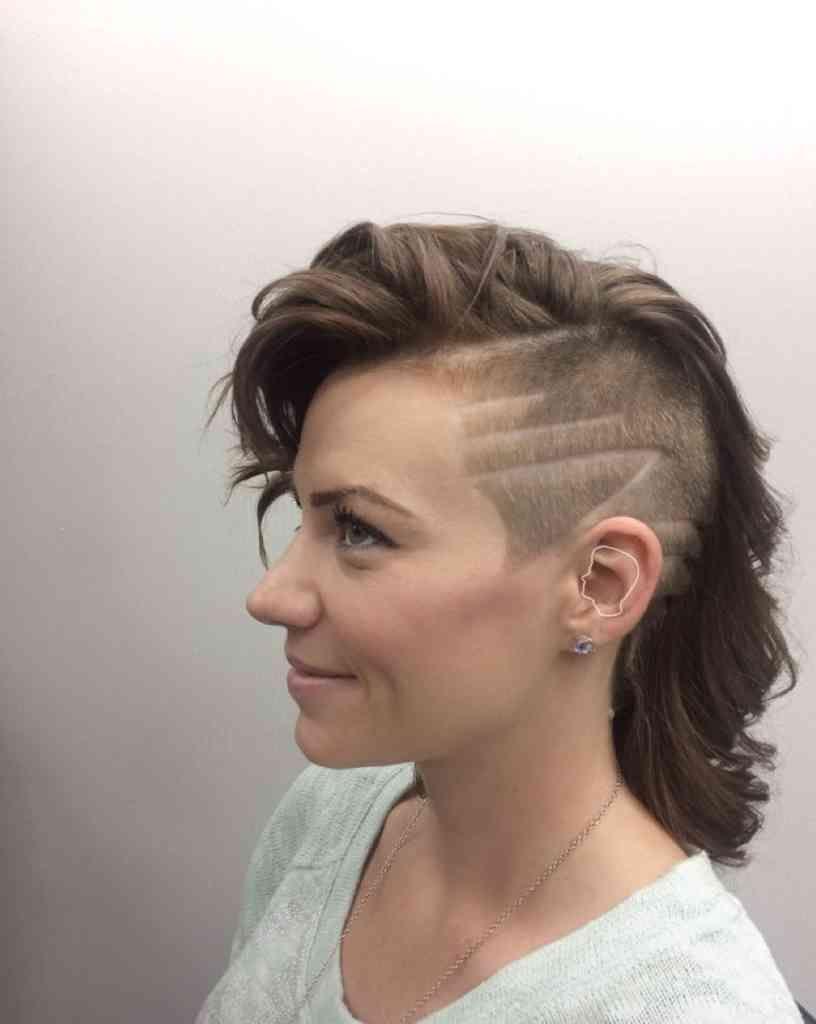Undercuts for Women: Hit the Barbershop