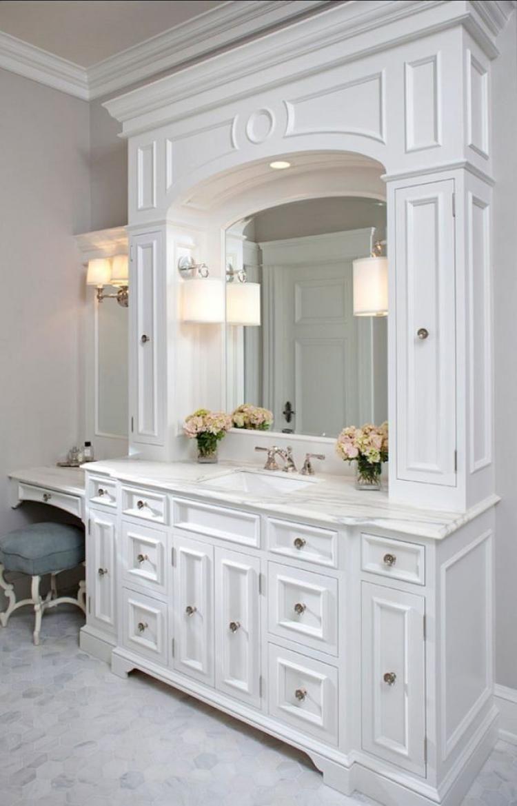 70+ Genius Bathroom Cabinet Storage Ideas   BATHROOMS GOODS IDEAS ...