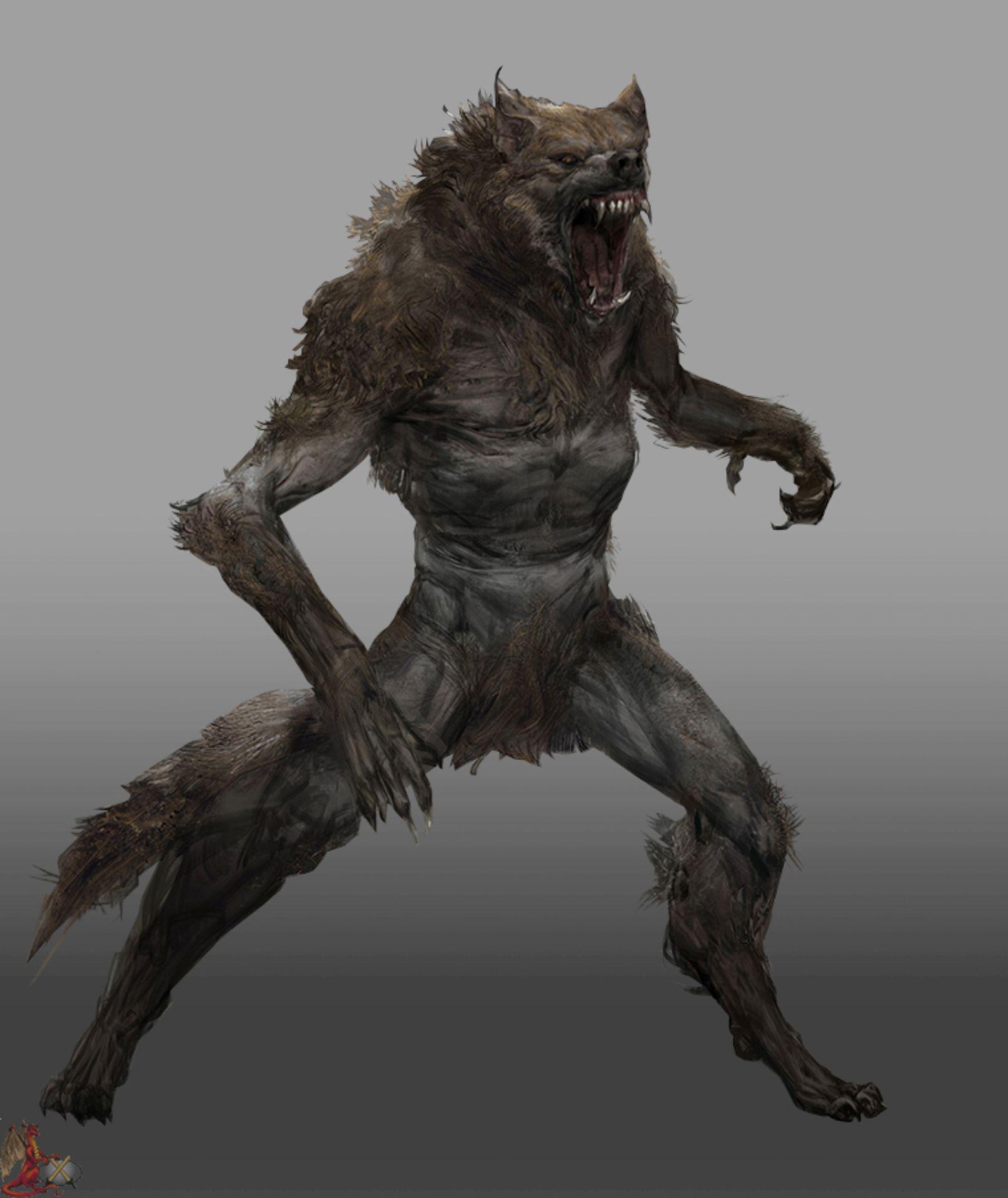 image result for werewolf concept art devious dogmen