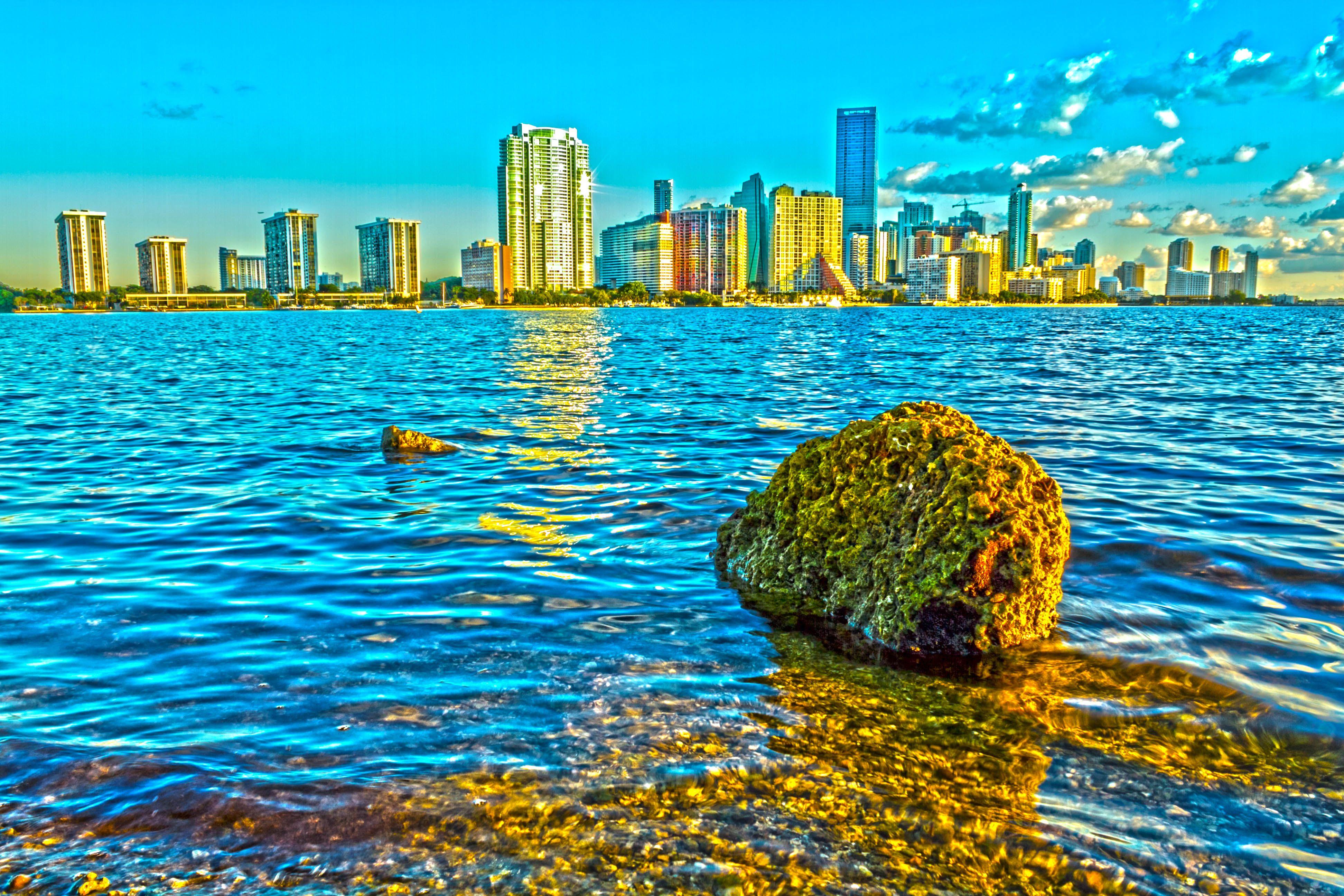 Biscayne Bay, Miami Florida
