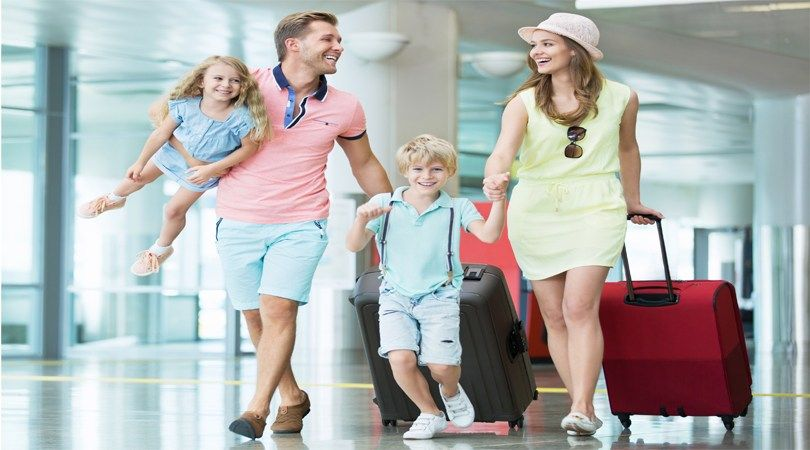 Suggestions When Travelling with Children Singapore tour