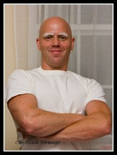 mr clean great costume for bald or shaved head guys