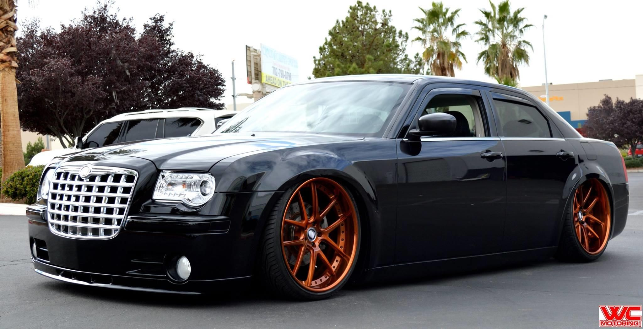 2008 Chrysler 300c Bagged With 3pc Nutek Wheels Wc Motoring