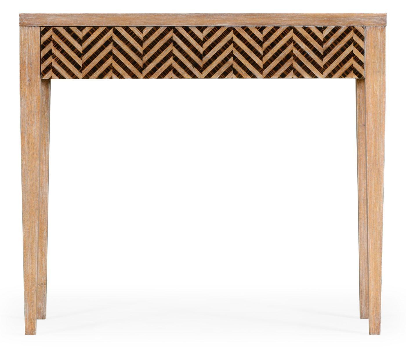 Jonathan Charles Classic Julian Herringbone Console Tan Tweed Brilliant Alexander Julian Dining Room Furniture Design Inspiration