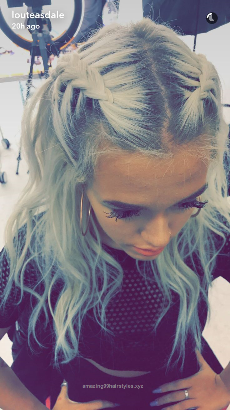 Lottie tomlinson lottie tomlinson hair style and braid hairstyles