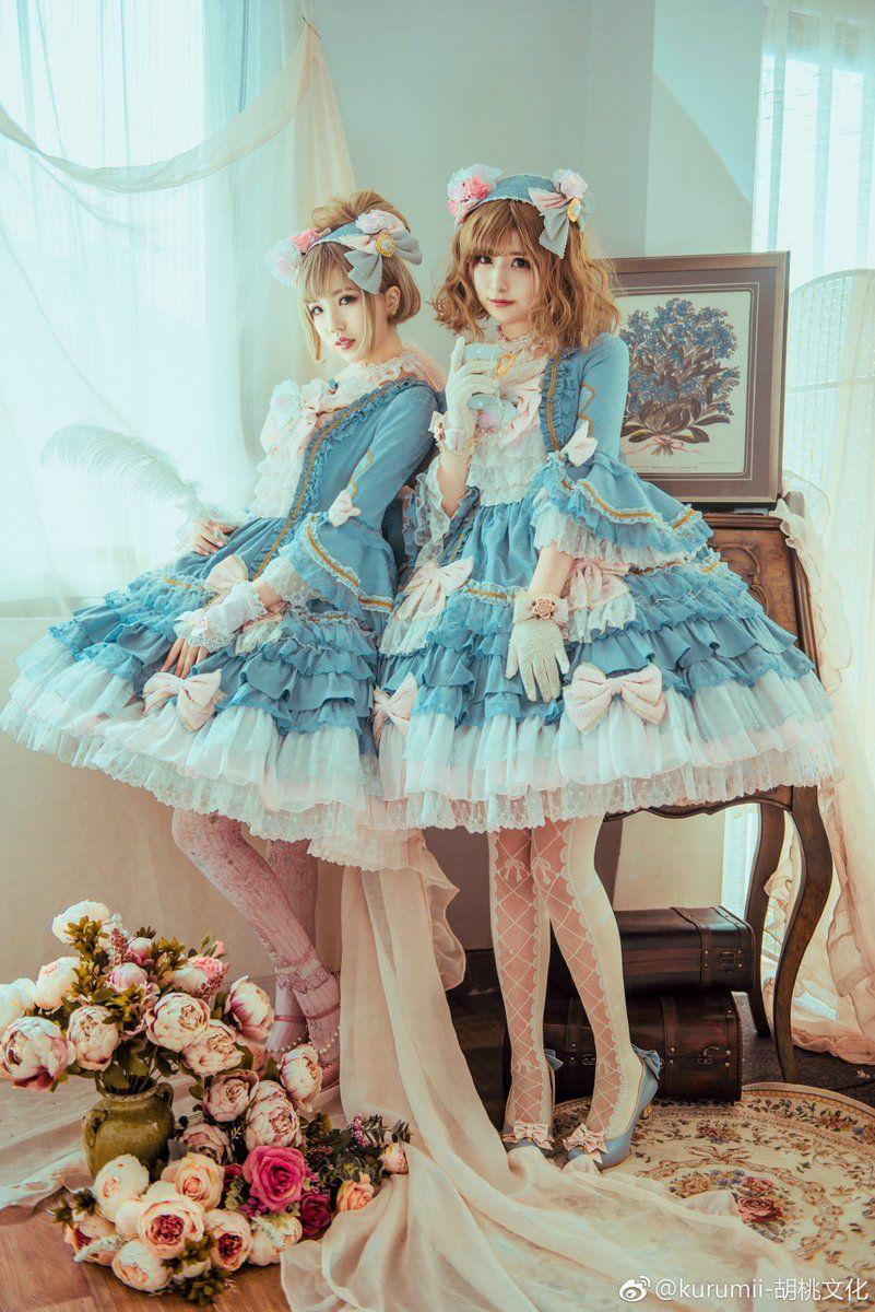 Kurumii | Stunned by Lolita | Pinterest | Lolita fashion, Kawaii and ...
