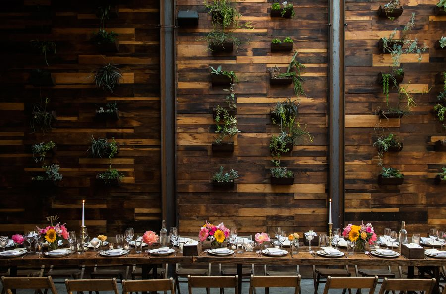 Brooklyn Winery Wedding with A Beautiful Love Story