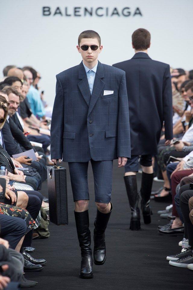 Balenciaga SS17 Menswear | Balenciaga