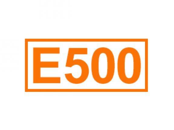 E 500 auch Soda genannt. Erfahren Sie alles über diese Kennzeichnung von Lebensmittelzusatzstoffen, ihren Einsatz sowie Bedenklichkeiten.