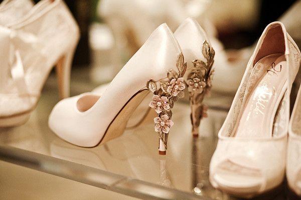 Heel designs always catch my eye!