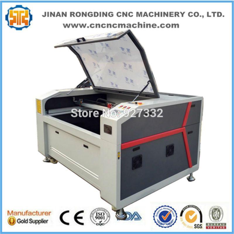 High Quality 1300 900 Mm 150w 180w Laser Metal Cutting
