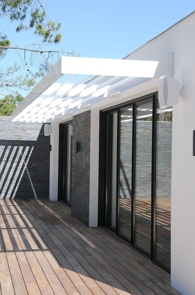 Epingle Par Fsanelli Sur Ps Outdoor Brise Soleil Pergola Moderne Maisons Exterieures