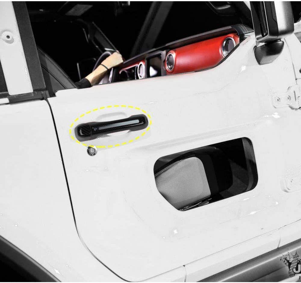 Door Handle Cover Trim Jeep Wrangler Jl Jt In 2020 Jeep Wrangler Wrangler Jeep
