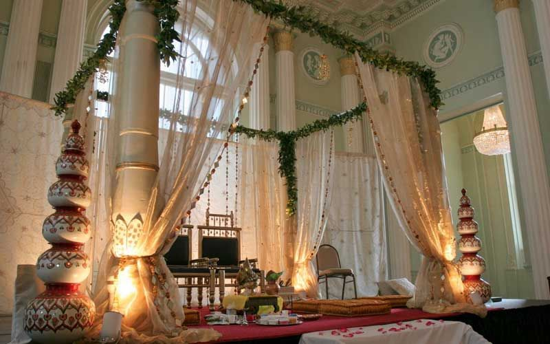 Indian weddings serene pretty medieval wedding indian wedding indian weddings serene pretty medieval decorationsindian junglespirit Choice Image