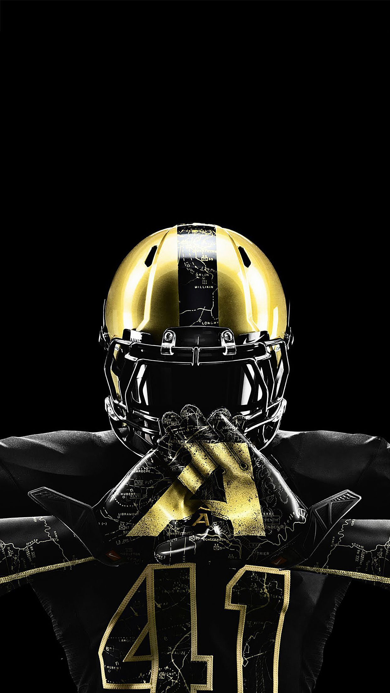 Pin By Hardcoregames Hd On Football In 2020 Football Wallpaper Iphone Army Black Knights Football Football Wallpaper