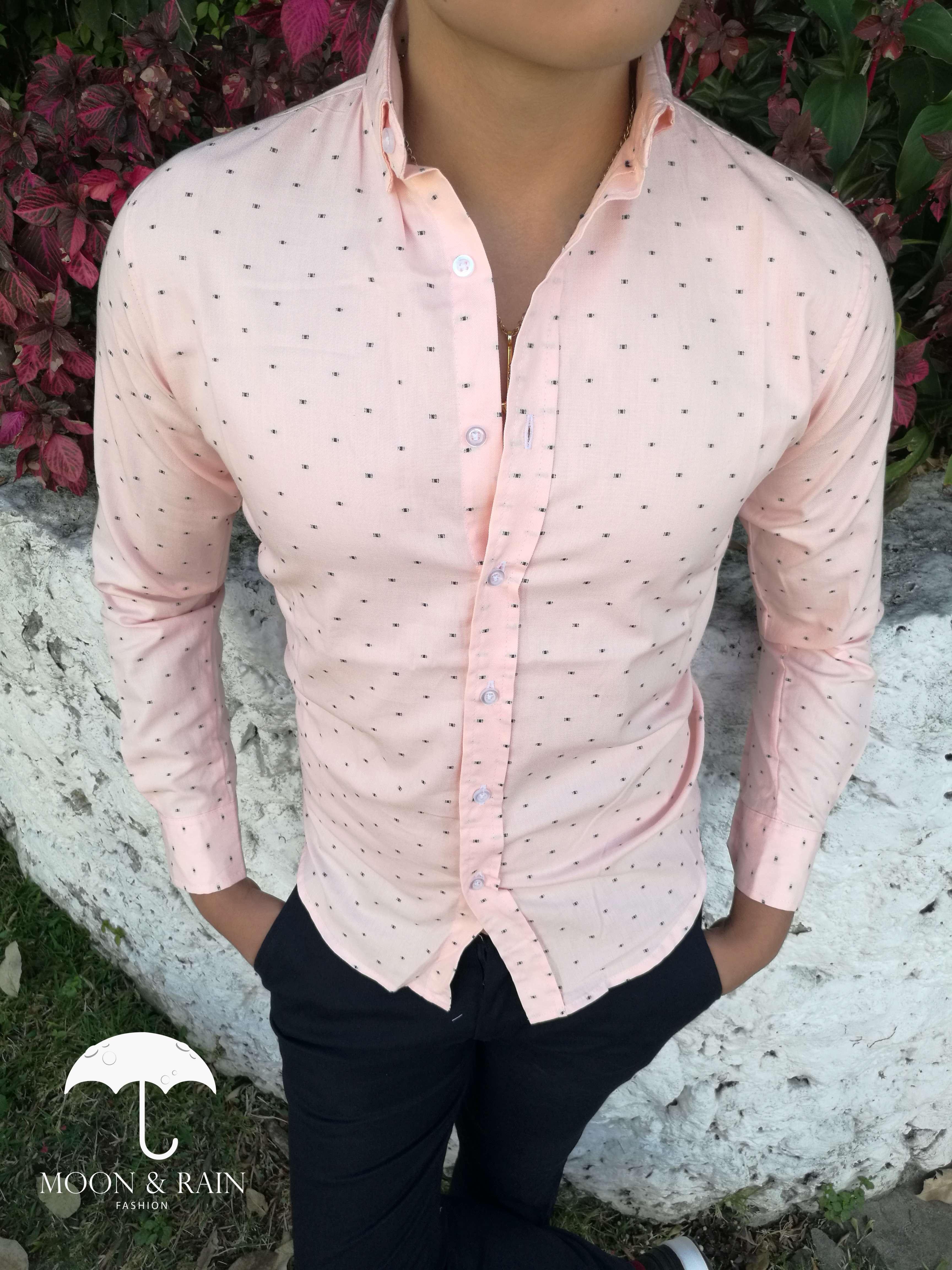 Camisa Premium para hombre 100% algodón f61f04b1463e2