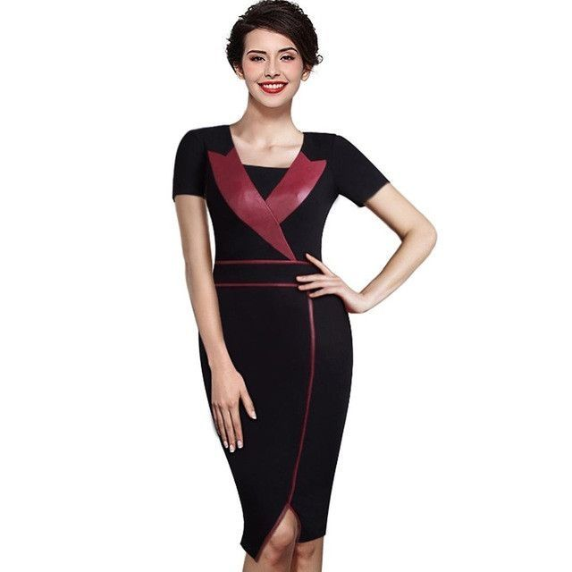 e80f42f7d1 Slim Women's Dress Styles. One of the biggest issues that women ...