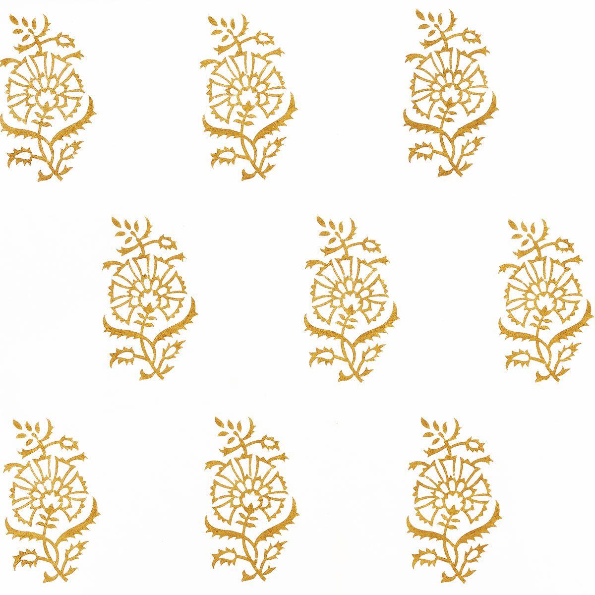 80 Seraphine Wallpaper Les Indiennes Block Print Wallpaper Boho Pattern Design Wallpaper