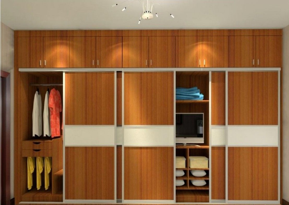 interior 3d bedroom design of large wardrobejpg 1107 - 3d Bedroom Designs