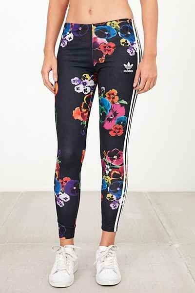 adidas Originals Floral Print Legging