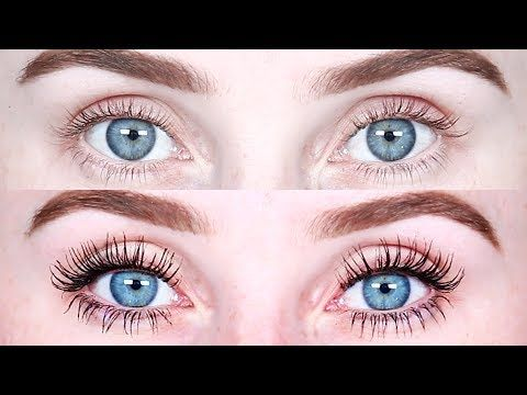 cc6acbeb0e0 TESTING OUT DRUGSTORE MASCARAS?! | Lauren Curtis-Essence Lash Princess  Mascara Covergirl The Super Sizer Mascara Maybelline Lash Sensational  Mascara