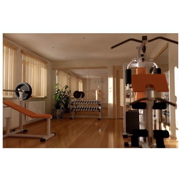 Home Gym Design Ideas Basement: Home Gym Design, At Home Gym
