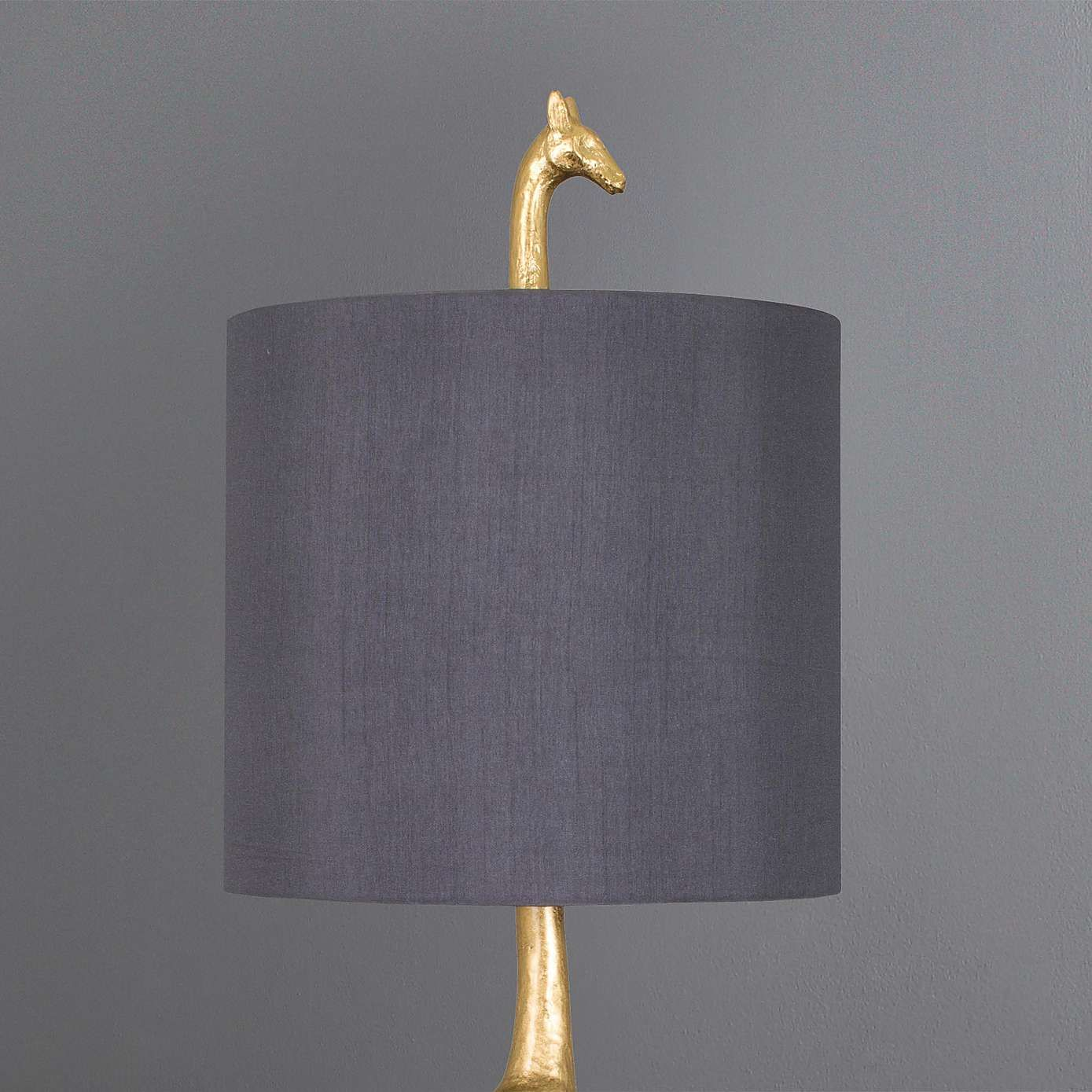 Malmo Giraffe Gold Table Lamp | Dunelm
