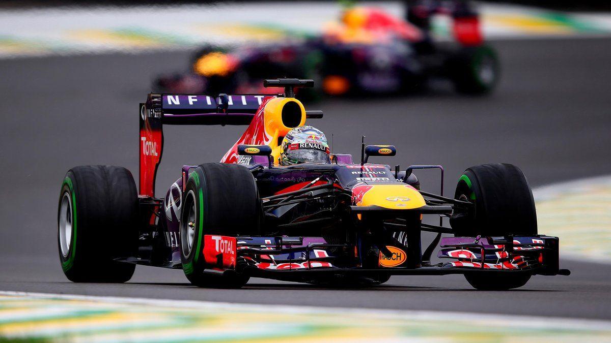 Red Bull Racing Website