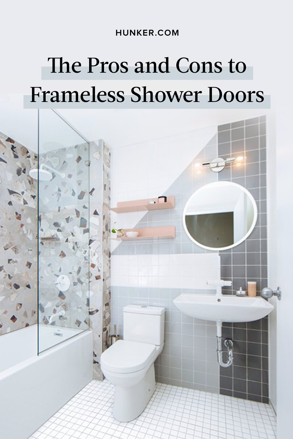 Frameless Shower Doors These Are The Pros And Cons Frameless